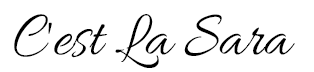 www.cestlasara.com