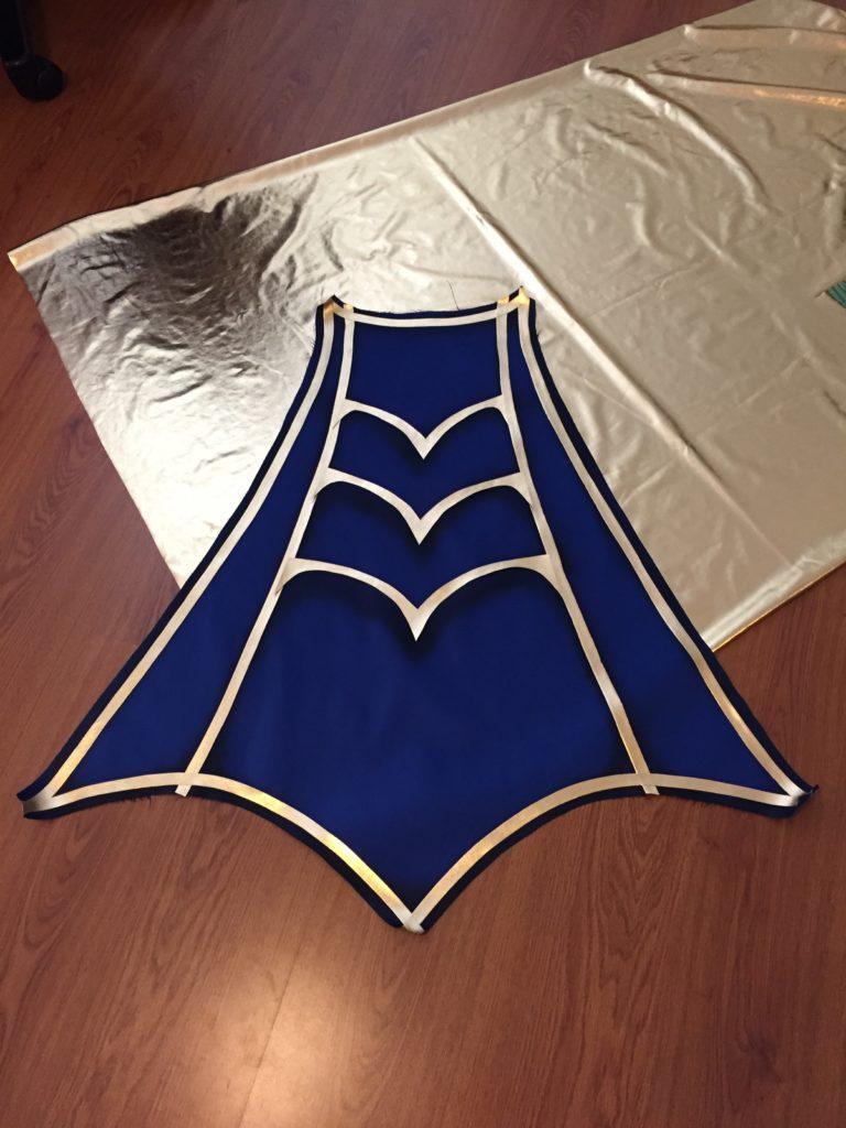 cosplaytools cosplay tools spandex satin sewing