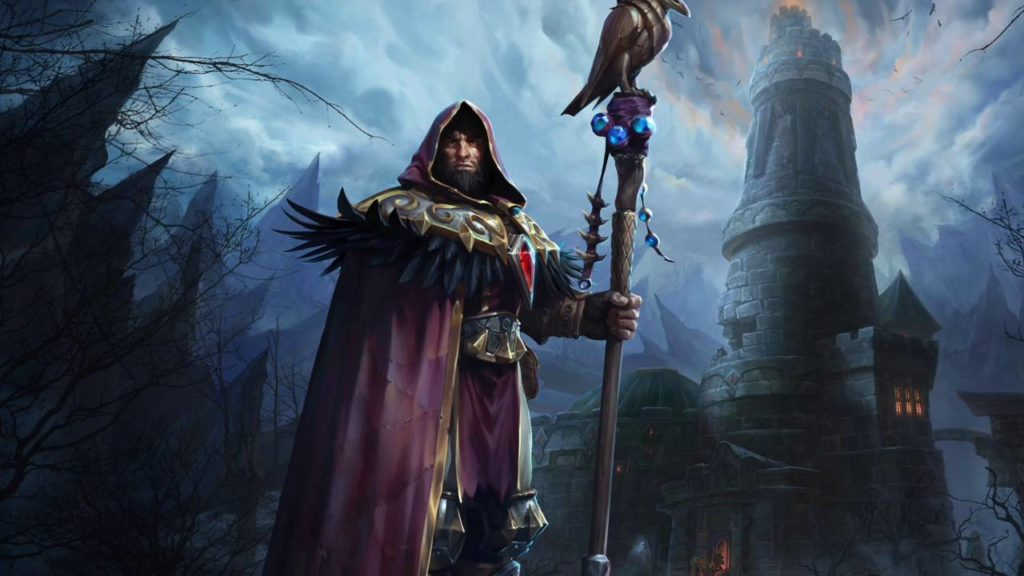 medivh Heroes of the Storm World of Warcraft Cosplay