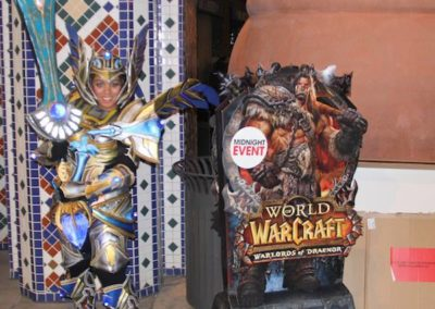 World of Warcraft: Warlords of Draenor release event