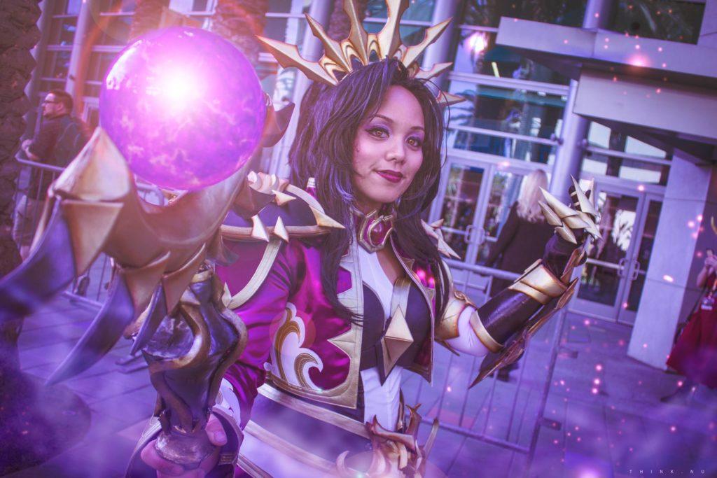 Li Ming Heroes of the Storm Diablo Wizard cosplay