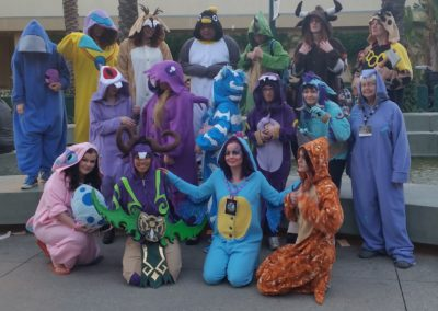 Blizzcon 2015: Day 2 Kigu Group