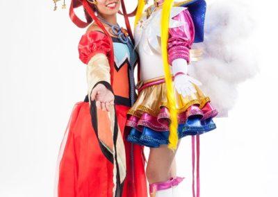 princess Kakyuu hime sailor moon stars cosplay