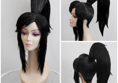 Wig styled by Wisperia Workshop (wisperiaworkshop.com)