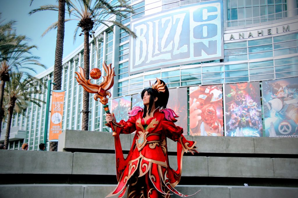 lunar li ming liming lunarliming cosplay diablo heroes of the storm cestlasara
