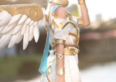 Winged Victory Mercy - Overwatcch