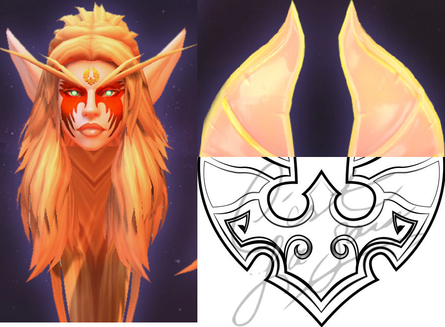 Blood Elf Emblem