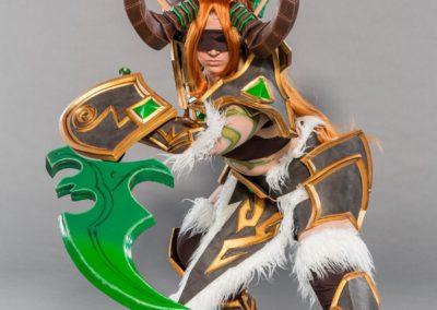 Demon Hunter Valeera - Heroes of the Storm