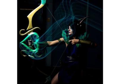 Love Goddess Tyrande - Heroes of the Storm