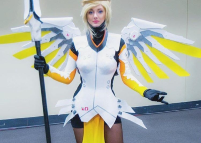 Mercy (Original Skin) - Overwatch
