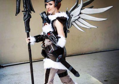 Sigrun Mercy - Overwatch
