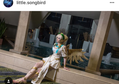 Winged Victory Mercy - Overwatch