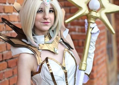 Elementalist Lux (Light) - League of Legends